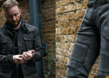 Pando Moto M65 Jacket & Karl Motorcycle Jeans – Review By Thebikeshed.Cc