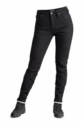 Kissaki Black – Women's Slim-Fit Dyneema® Motorcycle Jeans