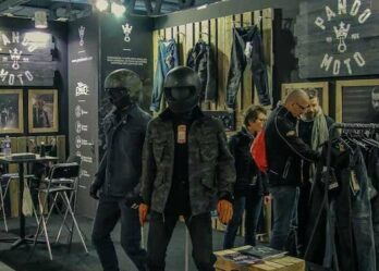 Pando Moto At EICMA 2017 - 3rd Year In A Row