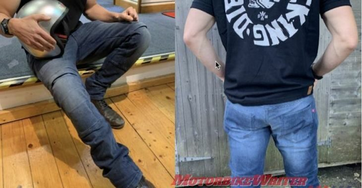 Pando Moto Jeans Have Style And Safety