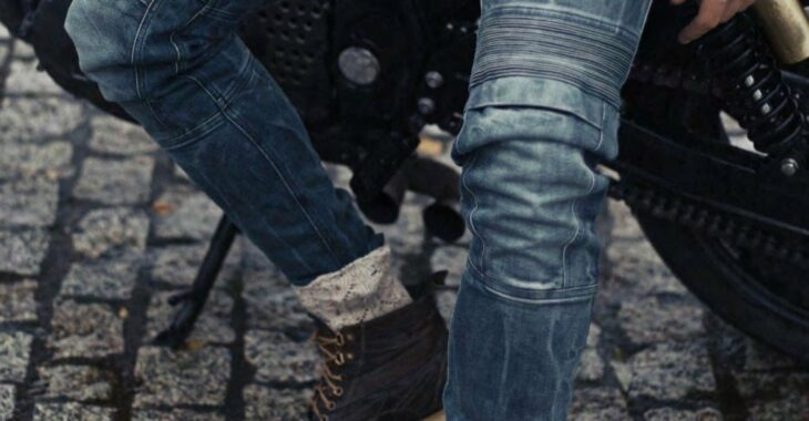 Pando Moto Motorcycle jeans for real people