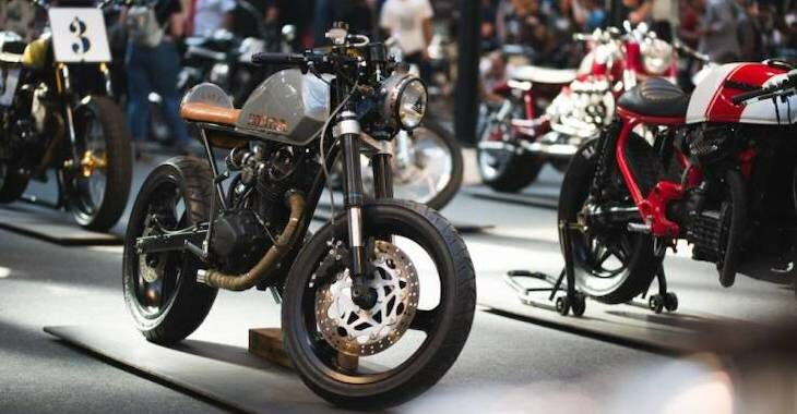 What Does It Takes To Be Accepted Into The Bike Shed Show?