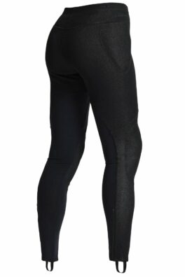 SKIN UH 01 – Unisex Dyneema® Armored Motorcycle Leggings back 2