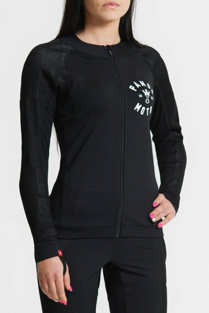 Pando Moto motorcyclists base layers for women