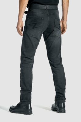 ROBBY COR 01 Motorcycle Jeans from the back – Men's Slim-Fit Cordura®