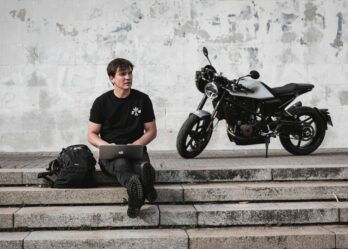 Motorcycle Backpack For a Creative Entrepreneur's Lifestyle