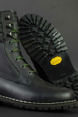 YU'ROK BLACK - Stylmartin waterproof motorcycle boots 2
