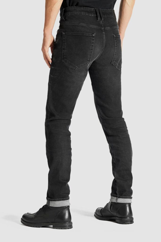 Motorcycle Jeans ROBBY ARM 01 back view