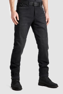 Boss Dyn 01 - Motorcycle Jeans front view 2