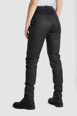 Lorica Kev 02 motorcycle jeans for women back view