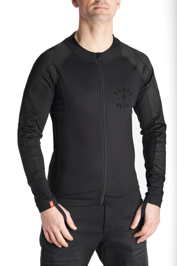 Armored base layer SHELL UH 02 front full view