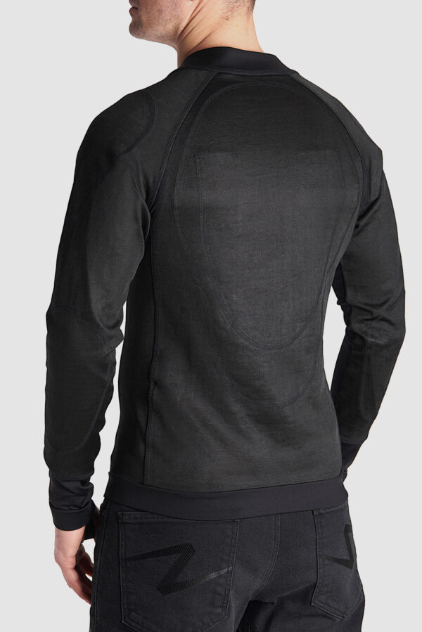 Armored base layer SHELL UH 02 back